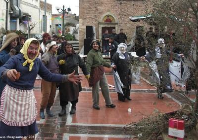 The Thrapsano Carnival