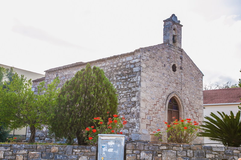 Church of Afenti Christou (Lord Christ) in Kastelli