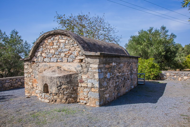 Church of Panagia Kera (Our Lady) in Kardouliano