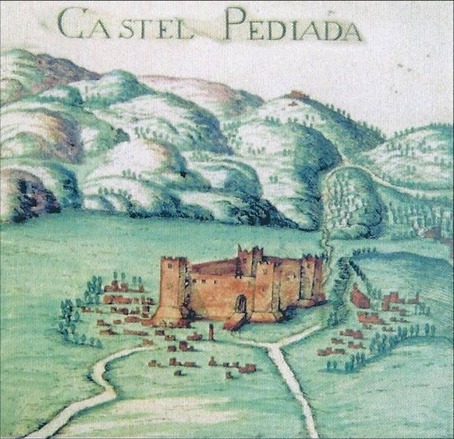 Citadel of Kastelli Pediadas