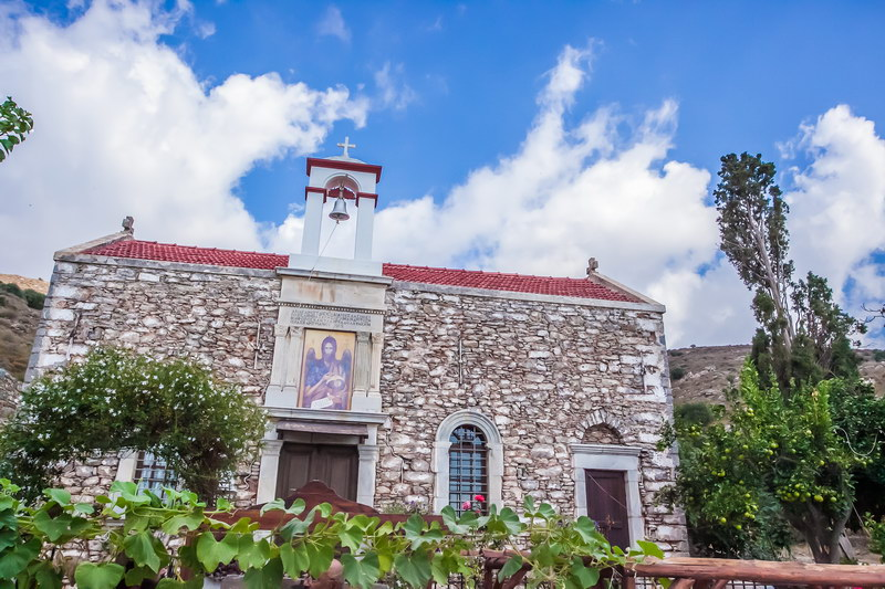 Monastery Kallergi