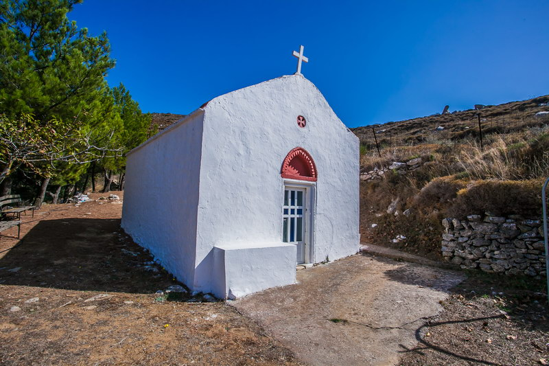 Chapel of Jesus Christ the Savior in Smari