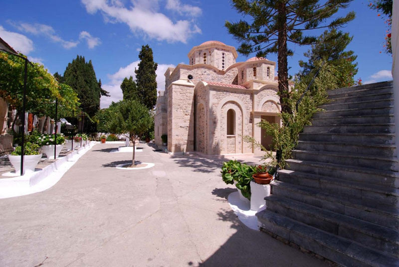 Monastery of the Assumption in Agarathos