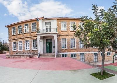 1ο δημοτικό σχολείο στο Θραψανό