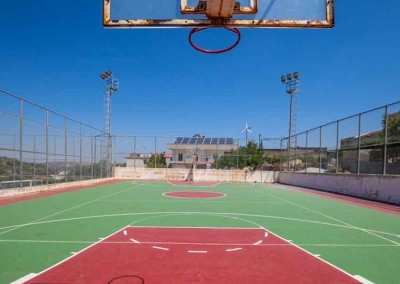 Basketball – Volleyball Court