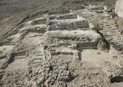 Archaeological site of Prophet Elias