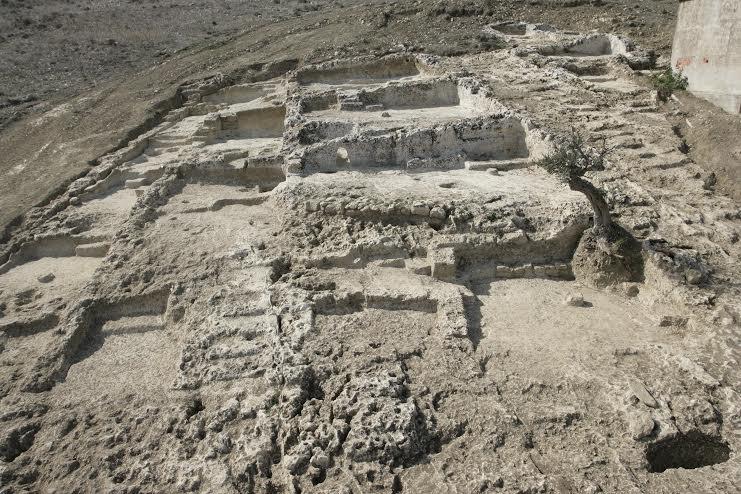 Archaeological site of Prophet Elias